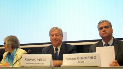 """""""Plano Junker"""" deve ser melhorado para potenciar economia marítima nas regiões periféricas, defende Vasco Cordeiro"""