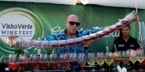 Vinho Verde Wine Fest 2015 // Showcookings com Cavala, Polvo e Carapau