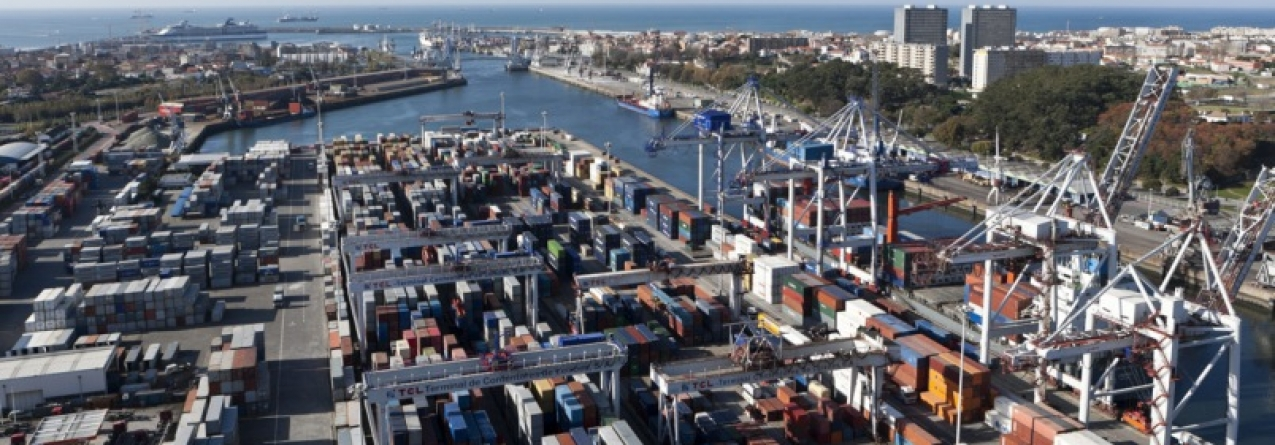 Desburocratização pioneira nos portos de Portugal vai estender-se a toda a cadeia logística