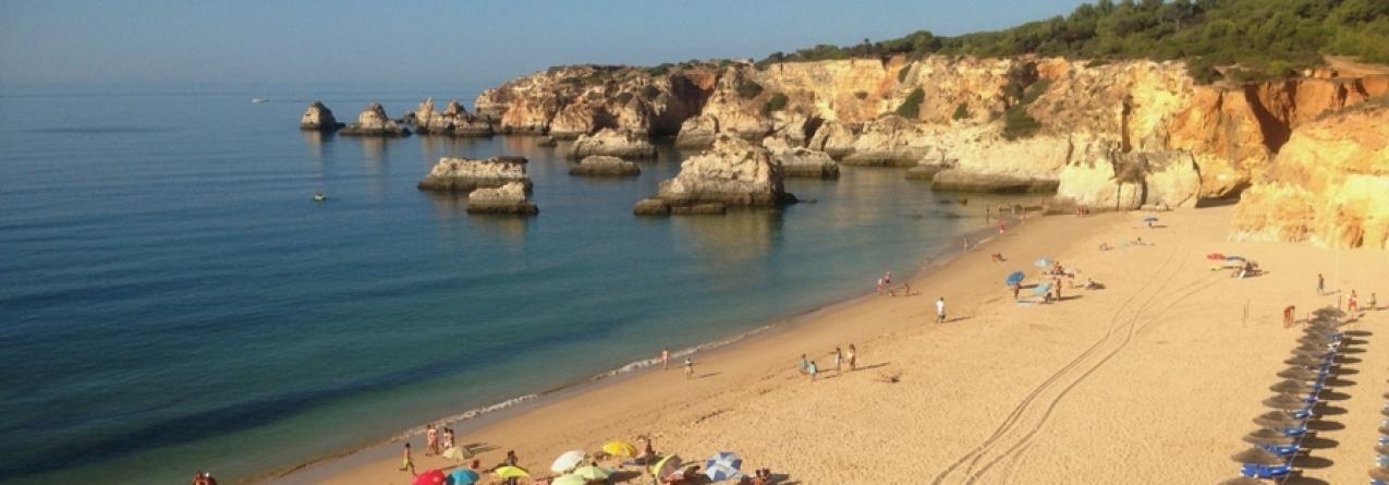 O Algarve é o melhor destino de praia europeu