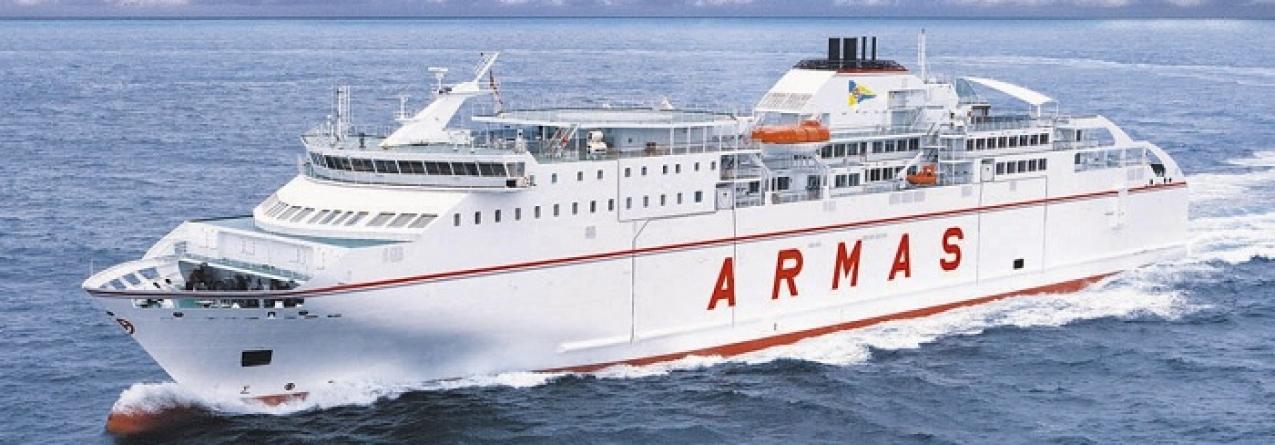 Cinco armadores interessados na linha marítima Madeira-Continente