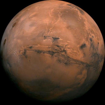 NASA anuncia ter descoberto sinais de água em Marte