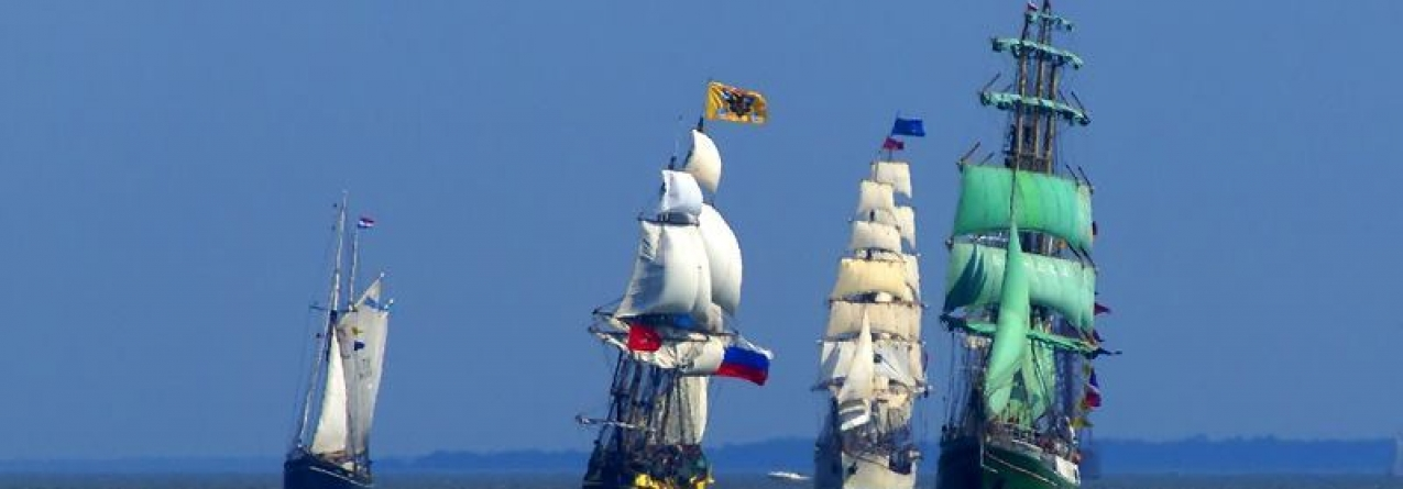 The Tall Ships Races está de regresso a Lisboa