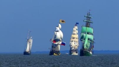 The Tall Ships Races está de regresso a Lisboa
