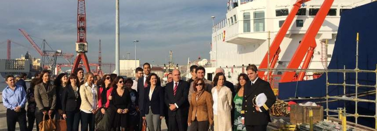 Novo navio do país para investigação científica já chegou a Portugal