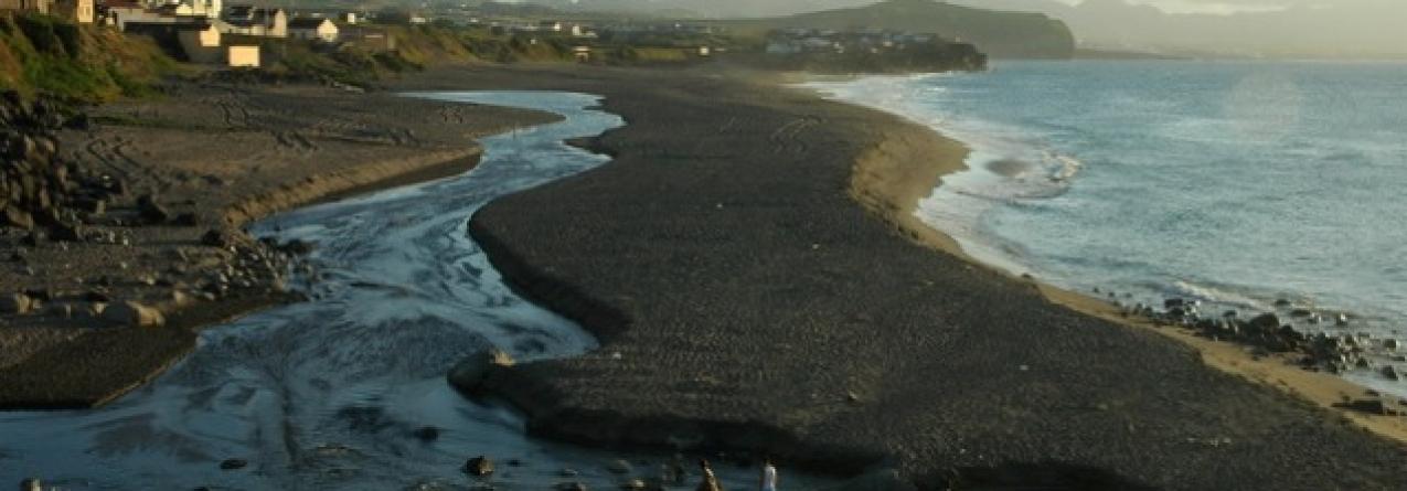 """São Miguel // Ribeira Grande com carta de """"Diversidade da orla costeira"""""""