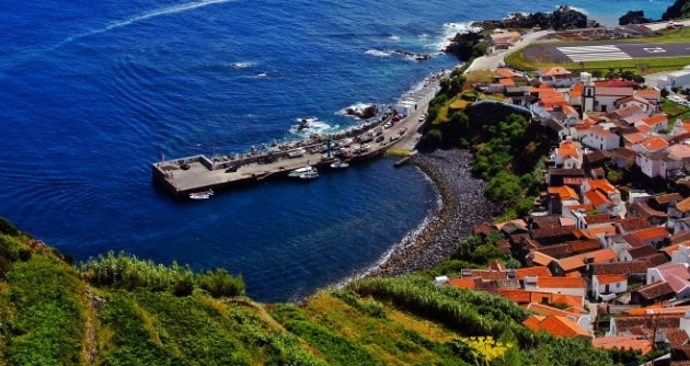 Ilha do Corvo // Obra no Porto da Casa foi adjudicada