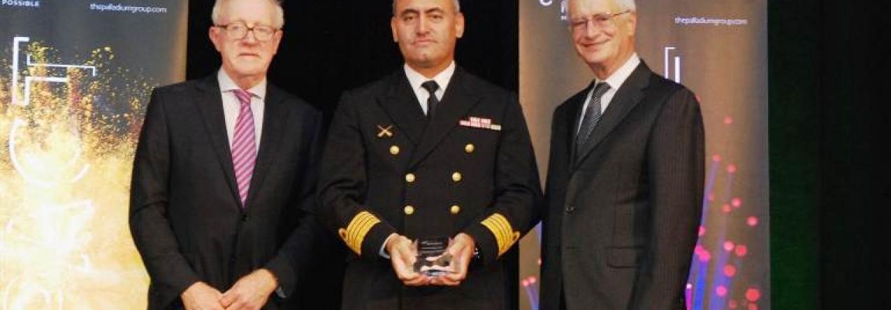 Marinha Portuguesa conquista notável prémio internacional