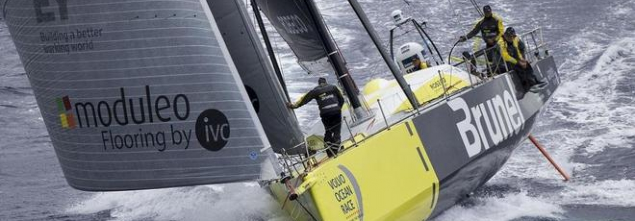 Equipas vencedoras da Volvo Ocean Race de novo no Porto de Lisboa