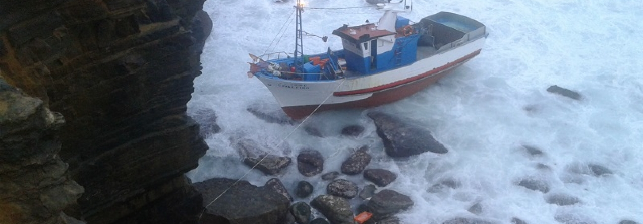 Setenta mortos e 12 mil feridos em dez anos no setor da pesca