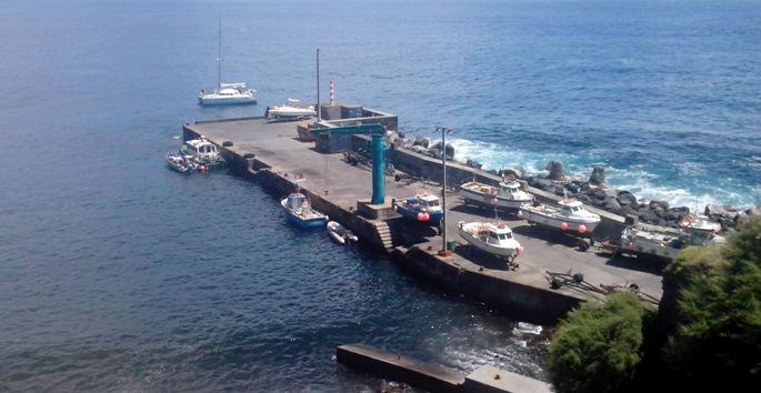 Obras no molhe-cais do porto da ilha do Corvo vão custar 10,6 ME
