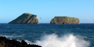 Embarcação de recreio naufraga ao largo da ilha Terceira, tripulantes salvos