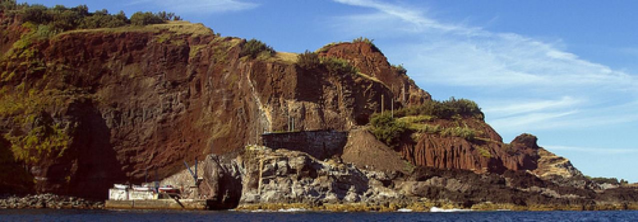 Governo dos Açores lança concurso público para intervenção no Porto do Topo, em São Jorge