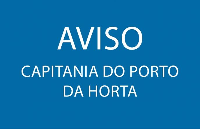 Porto da Horta // Segurança para a navegação