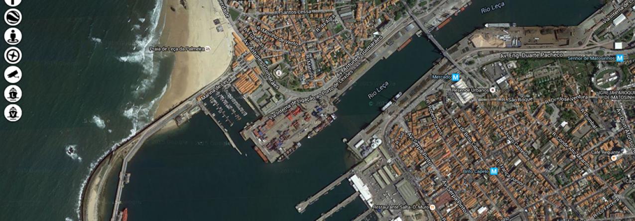 Portos portugueses dos mais tecnologicamente inovadores do mundo