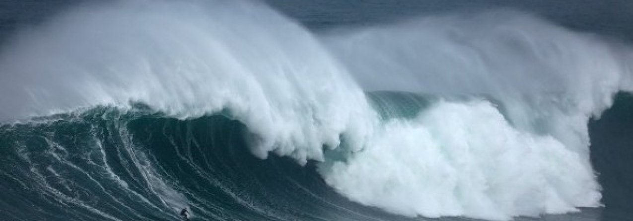 Nazaré lança centro avançado de formação em ondas gigantes