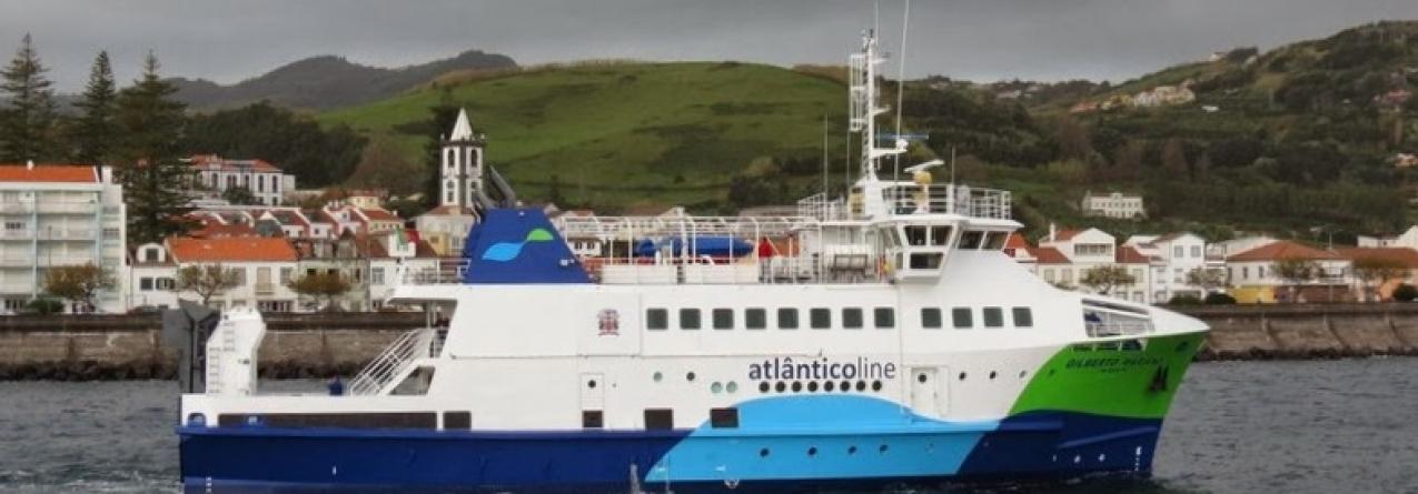 """Navio """"Mestre Simão"""" avariado e sem data para retomar ligações nos Açores"""