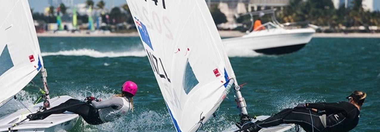 Vela ligeira: O Açoriano Rui Silveira nos EUA para participar no Sailing World Cup Miami