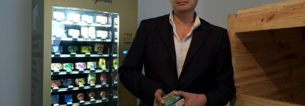 Loja das Conservas lança máquina de venda automática de conservas