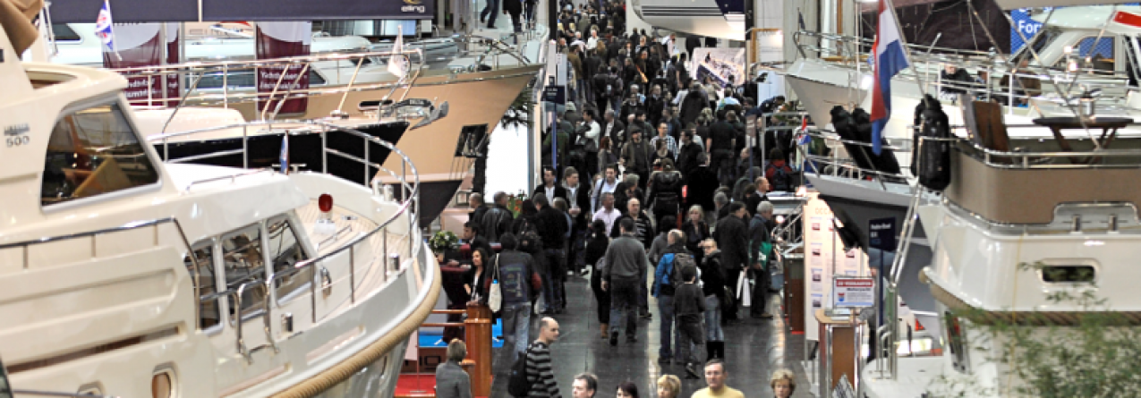 Boot Düsseldorf // A maior feira mundial de barcos