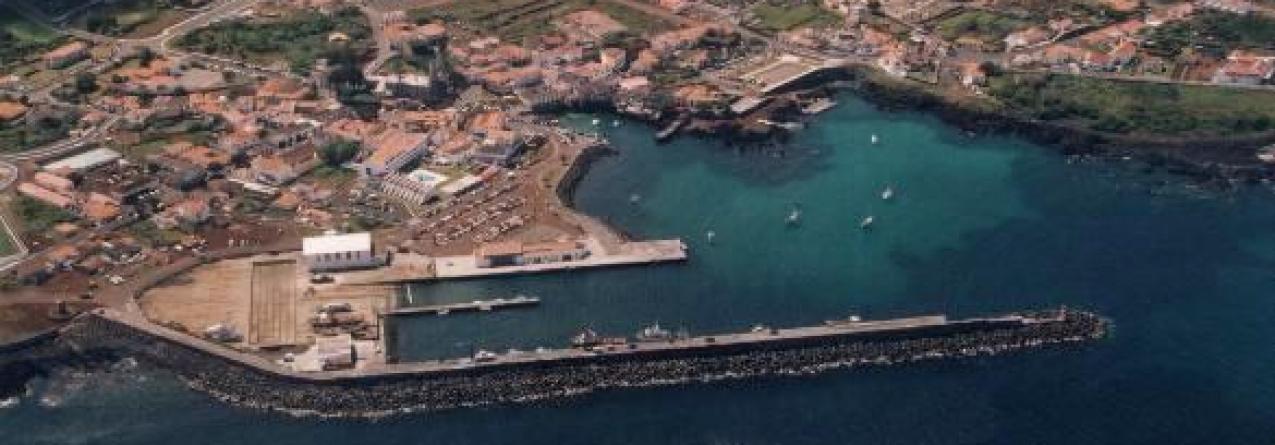 Iolha do Pico // Concurso para subconcessão do Estaleiro Naval da Madalena a decorrer