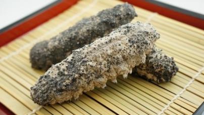 Faro // Apreendidos 124 quilos de pepinos do mar