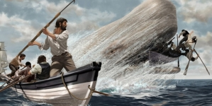 New Bedford // Moby Dick em português