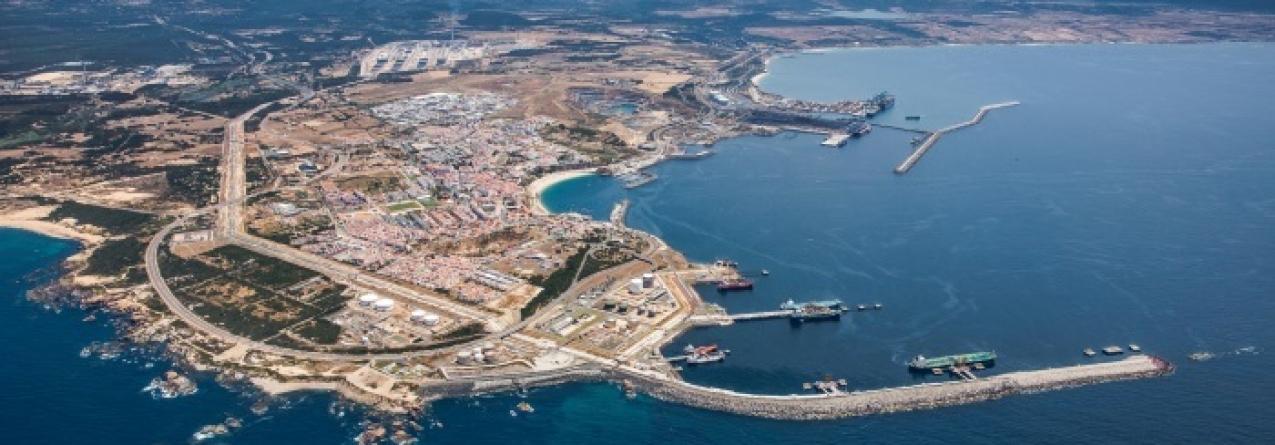 Porto de Sines vale 49,3% do mercado portuário