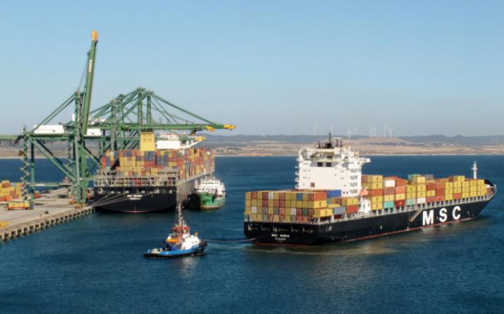 Sines movimenta 43,9 milhões de toneladas, num crescimento de 17% que fez de 2015 ano recorde