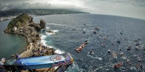 Circuito mundial do Red Bull Cliff Diving regressa aos Açores a 9 de julho