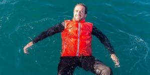 Inovador colete Izeber Floating System