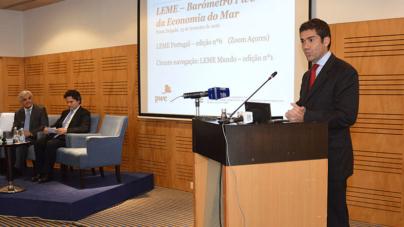 Açores são região vibrante em atividades ligadas à 'economia azul', afirma Brito e Abreu