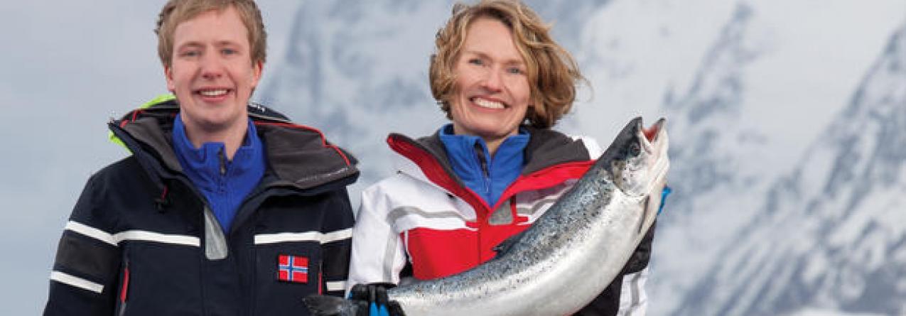 Europa aumentou importações de pesca e aquacultura da Noruega