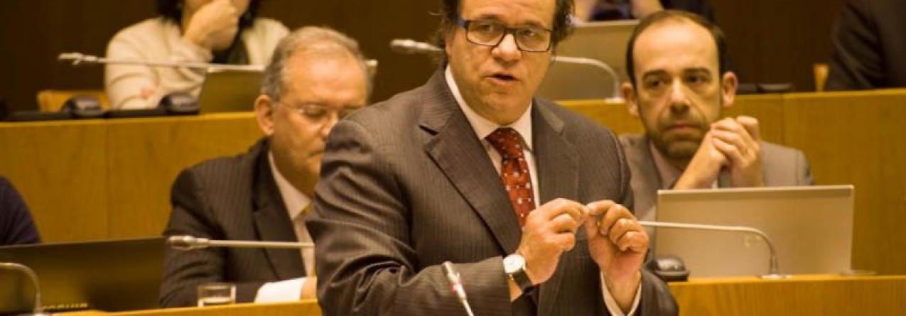 Parlamento exige reforço dos meios de fiscalização aéreos e navais