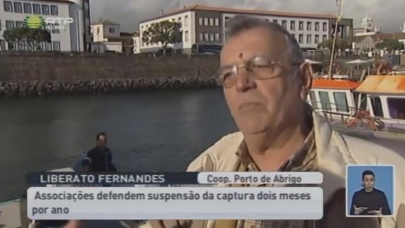 Pescadores propõem solução para a escassez de Goraz (vídeo)