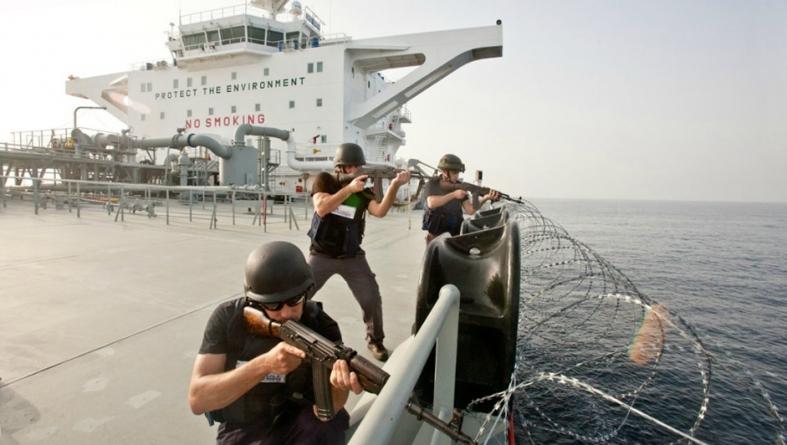 Armadores holandeses querem guarda privada armada a bordo