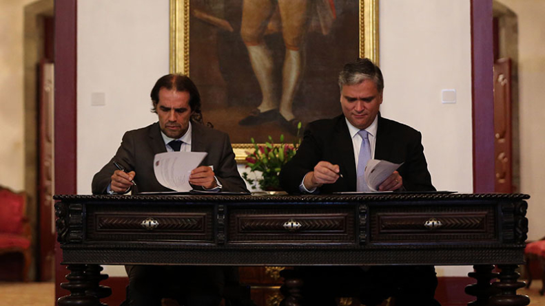 Governos dos Açores e da Madeira // Cooperação ao nível das pescas e aquacultura