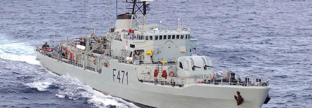 Marinha apreende rede de pesca ilegal ao largo de São Miguel