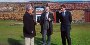 Governo dos Açores apoia recuperação da guarita do Forte de São Sebastião, no Faial