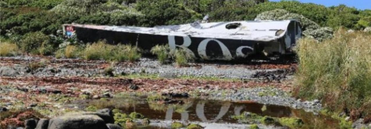 Veleiro Hugo Boss é encontrado após passar 10 anos à deriva