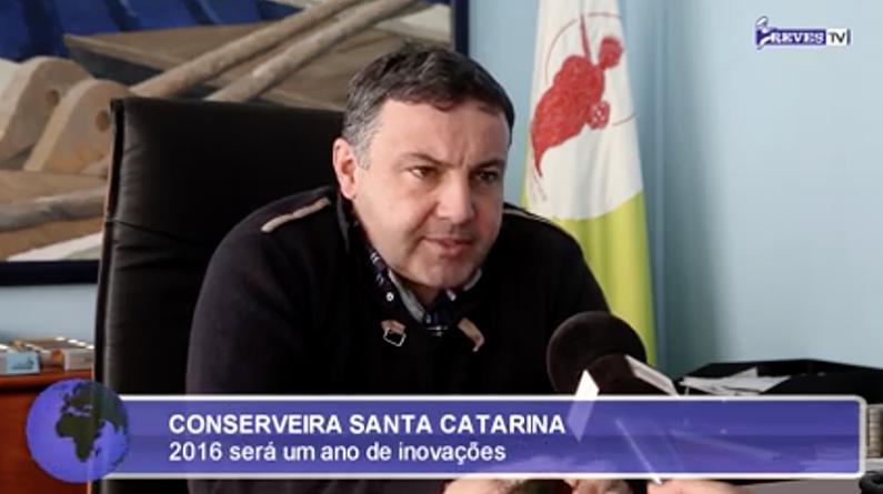 A Indústria Conserveira Santa Catarina prepara-se para lançar novos produtos no mercado
