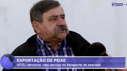 Presidente da Associação de Pescadores da Ilha de São Jorge denuncia mau serviço no transporte de pescado pela SATA