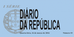 Governo leva o mar ao limite e imprime Diário da República em azul