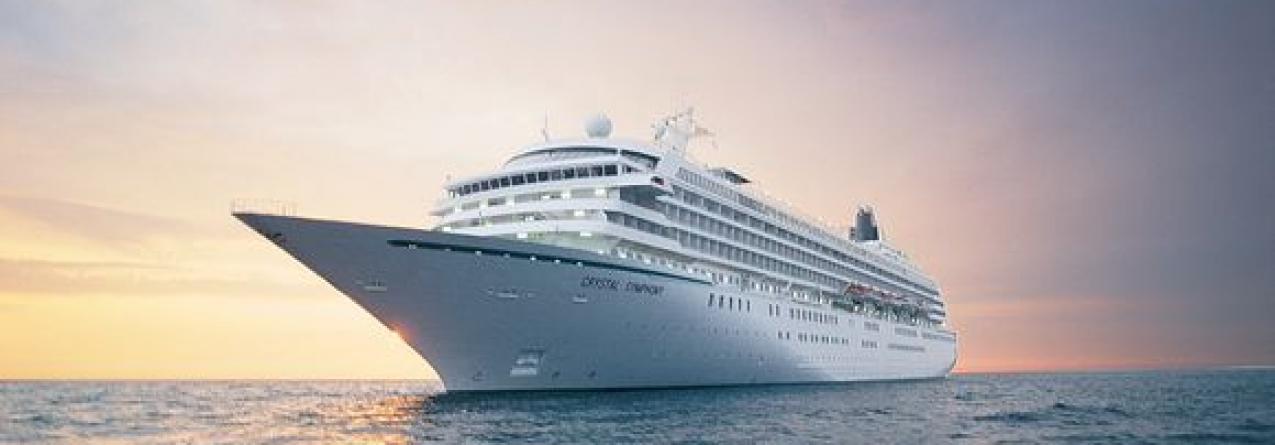 Trinta escalas em Abril de navios cruzeiros nos portos dos Açores