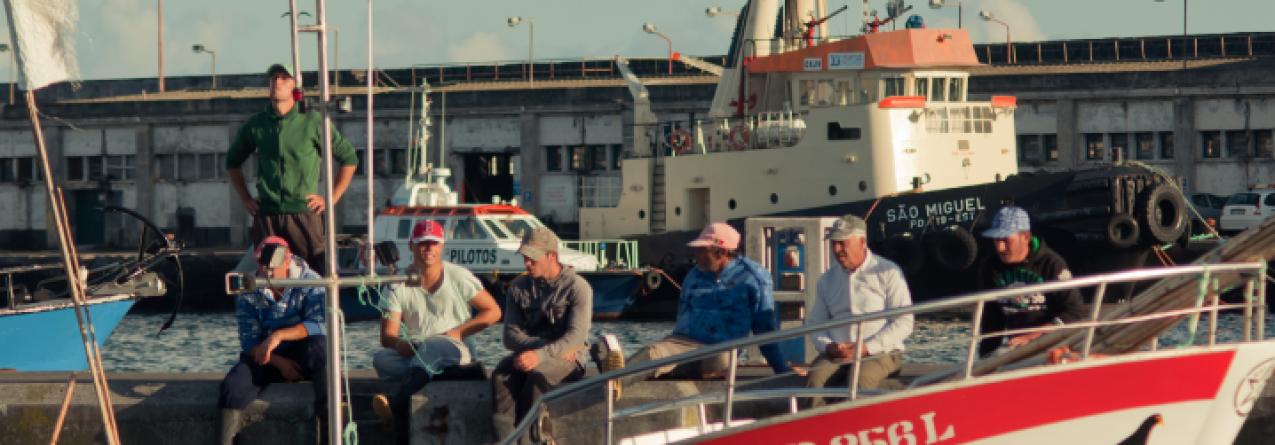 Governo dos Açores cria grupo de trabalho com vista a melhorar rendimento dos profissionais da Pesca