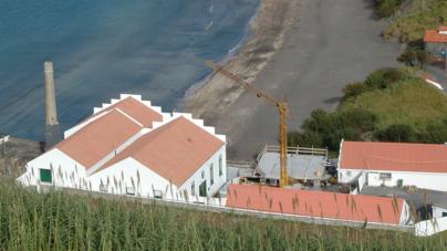 Fábrica da Baleia no Faial será reabilitada no início do verão