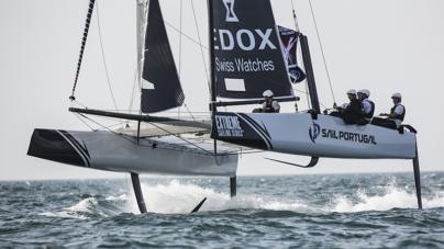 Extreme Sailing Series: a primeira vez de uma equipa portuguesa