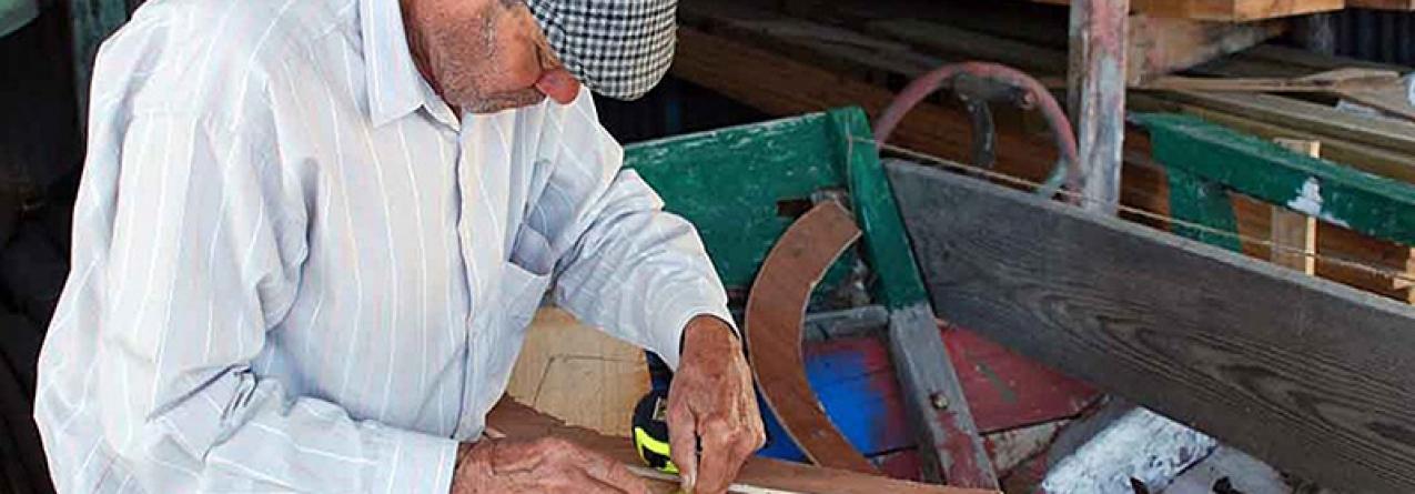 Barco tradicional algarvio é tema de palestra em Vila do Conde