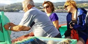 """""""Há um sub-aproveitamento enorme na ligação da pesca ao turismo"""", defende Fausto Brito e Abreu"""