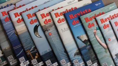 Revista de Marinha de Março/Abril 2016 dedicada à pesca